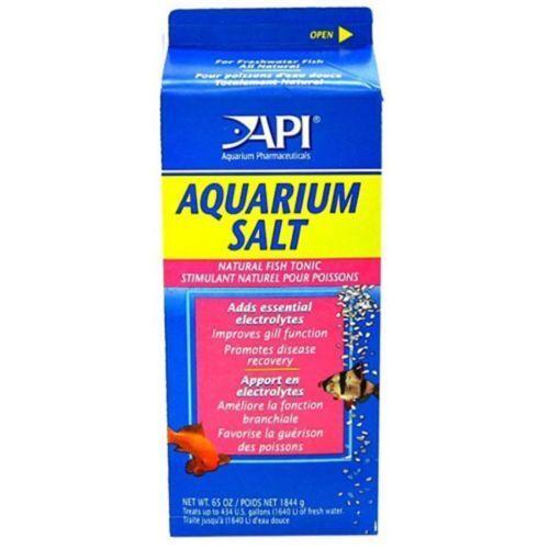 API Aquarium Tonic Salt 1 8kg Tropical Fish Medication