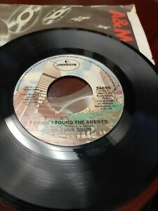 45-Record-Con-Funk-Shun-I-Think-I-Found-the-Answer-Chase-Me-VG-Disco-Soul