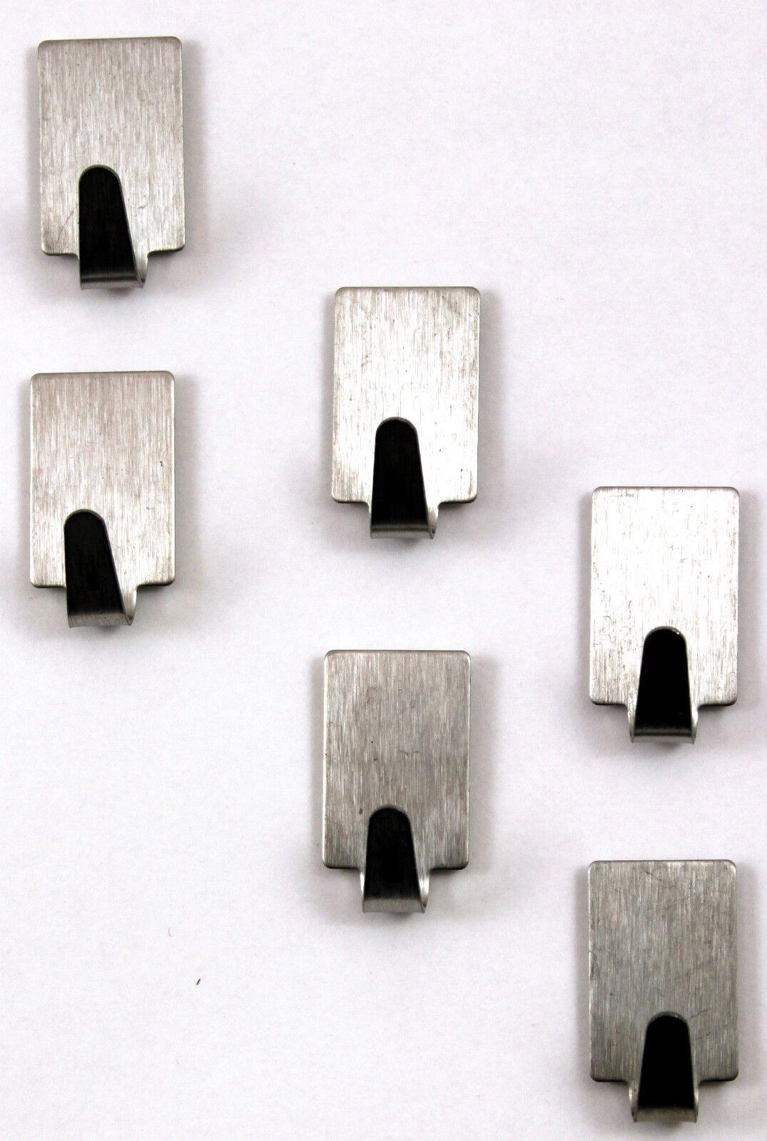 Gancio Adesivo 576 pezzi in Acciaio Inox Inox Inox Ganci Asciugamano Gancio Gancio Parete Ganci badhaken 790 8985d1