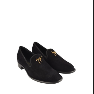 e5f8ba0b5634d MENS GIUSEPPE ZANOTTI Made in Italy Tyson Suede Loafers SHOES RRP ...