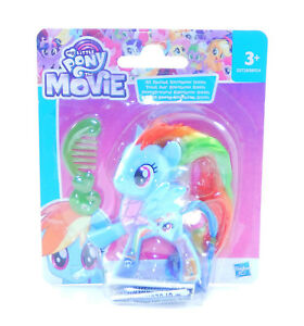 My Little Pony All About Rainbow Dash Version 2 Pirate Ship Movie Scene MOC
