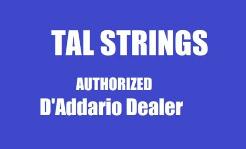2 Sets Bajo Quinto Stainless Steel 10 String Sets D/'Addario EJS85
