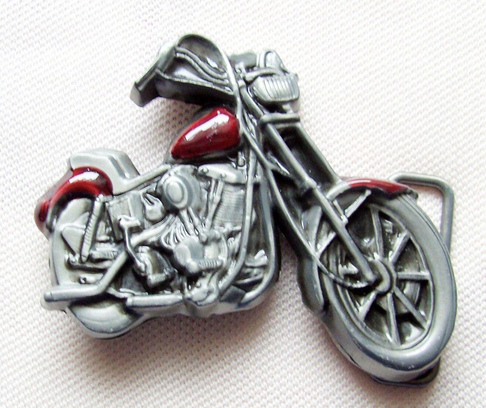Belt Buckle Motorcycle V-Twin Trike Engine Cylinder Belt Buckle Bike Chopper