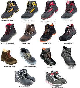 separation shoes 0f6aa a2f41 Details zu SUPER ARBEITSSCHUHE URGENT BETTER LAHTI SB S1 S3 ARBEITSSTIEFEL  SCHUHE ARBEIT