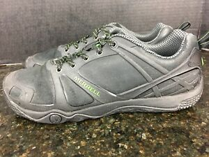 Merrell-M-Connect-Series-Men-039-s-Size-13-Black-Lace-Up-Hiking-Shoes-12