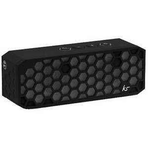 Kitsound-Hive-2-Wireless-Speaker-Bluetooth-Black-New-from-AO