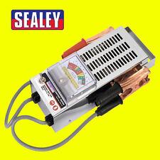 Sealey Car/Van/Motorcycle Battery Cell Load Drop Tester/Testing - 6/12V - BT91/7