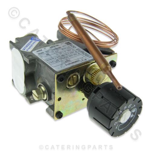 EUROSIT 0.630.001 soupape de gaz principale contrôle avec thermostat d/'exploitation 13-38 ° C