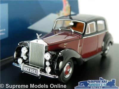 OXFORD DIECAST 43RSD002 1:43 O SCALE Rolls Royce Silver Dawn Two Tone Grey