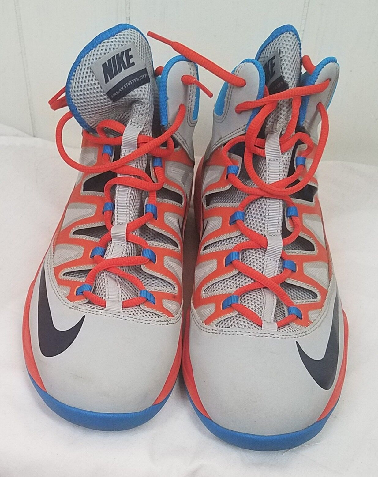 Nike Air Max Stutter Step Men's Basketball Shoes