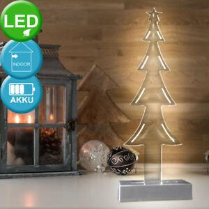 Xmas Deko Weihnachtsbaum.Details Zu Led Weihnachtsbaum Deko Blau Tisch Lampe Xmas Leuchte Beleuchtung Wohn Zimmer