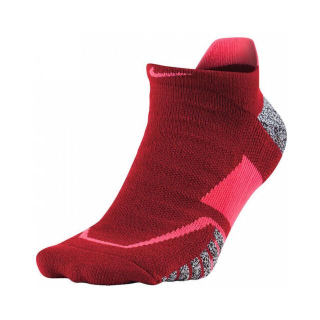 57feb27c4 Nike Tennis Grip Elite Crew Socks Dri-Fit No Show Anti Slip Adult S M 34