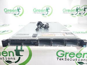 "Dell PowerEdge R620 8-Bay 2.5"" SFF 2x E5-2630 V2 2.6GHz 8GB H730 2x PSU 165T0"