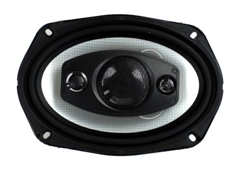 Boss Riot R94 6x9 Inch 500W 4 Way Car Coaxial Audio Speakers Stereo 2 Pack