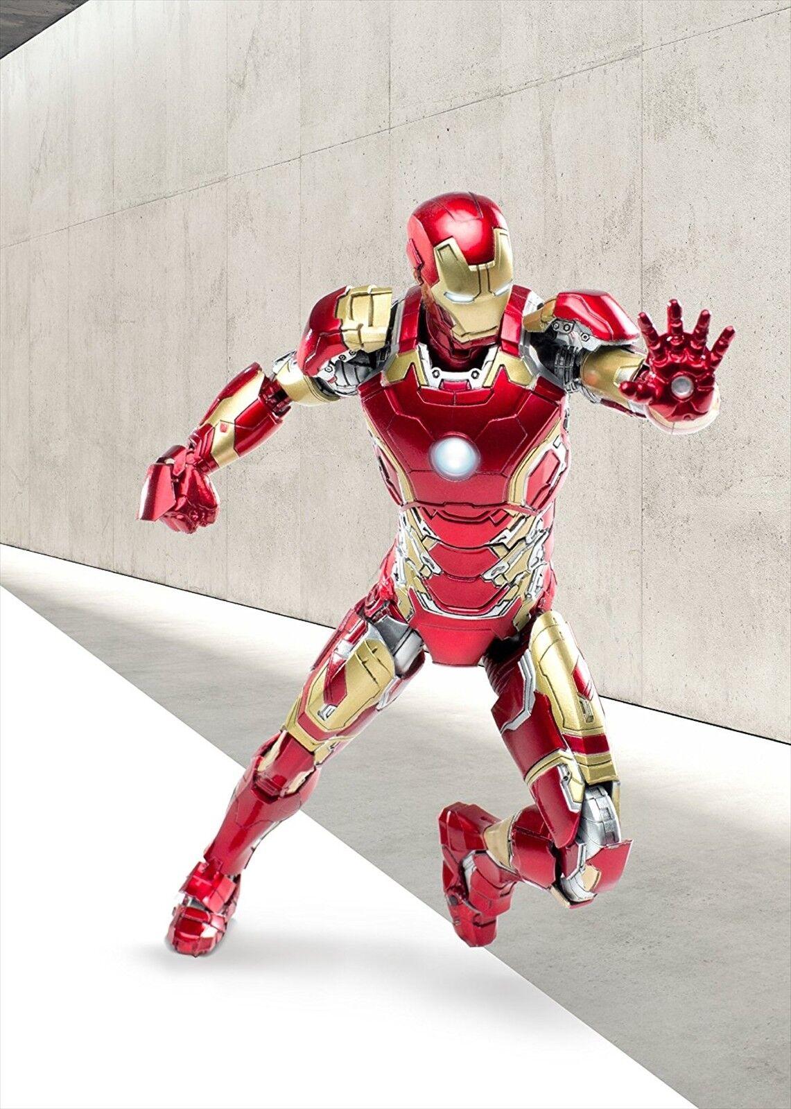COMICAVE STUDIOS Iron Man Mark 43 1/12 Collectible Premium Figure NEW