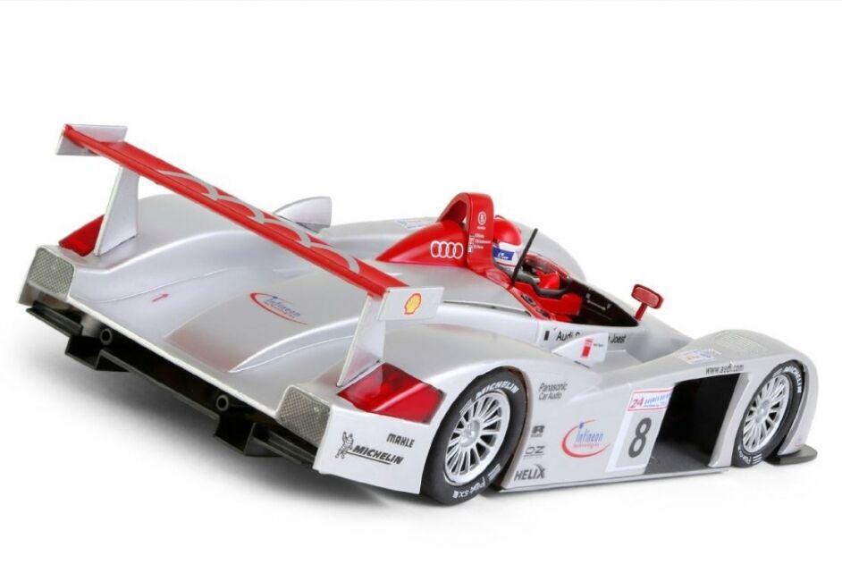 Slot   Audi R8 24h Le Mans Mans Mans 2000 limited M 1 32 neu  | Merkwürdige Form  9143b3