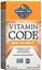 thumbnail 1 - Garden of Life Vitamin Code Raw Vitamin C - 60 Capsules, 500mg Whole Food C, & C