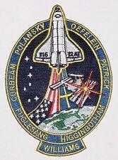Aufnäher Patch Raumfahrt NASA STS-116 Space Shuttle Discovery ...........A3097