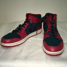 b7f8a93d138bf1 Air Jordan 1 Mid 633206608 Gym Red Black Dark Sea 12 for sale online ...