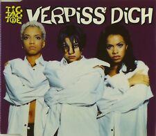 Maxi CD - Tic Tac Toe  - Verpiss' Dich - #A2414