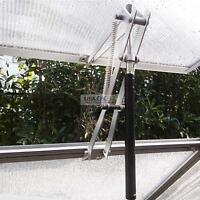 Greenhouse Automatic Window Opener Solar Heat Sensitive Auto Vent Double Springs