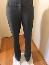 THE LIMITED Cassidy womens gray dress career pants - Size 2 - EUC PreOwned #1250