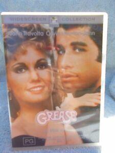 GREASE-WIDESCREEN-COLLECTION-JOHN-TRAVOLTA-OLIVIA-NEWTON-JOHN-DVD-PG-R4