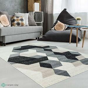 Wunderbar Das Bild Wird Geladen Teppich Modern Designer Wohnzimmer Inspiration  Fasson Mosaik Pastell