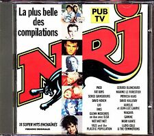 LA PLUS BELLE COMPILATION NRJ - CD COMPILATION 1989  [1306]
