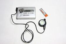 SONY walkman cassette player WM-FX877  Working on both tape and radio