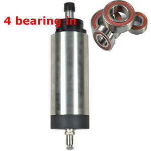 UPDATED-FOUR-BEARING-AIR-COOLED-SPINDLE-MOTOR-0-8KW-ENGRAVING-MILL-GRIND-NEW-4