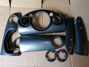 BMW-Mini-Cooper-Uno-S-R50-R52-R53-Panel-Interior-tablero-TRIM-PANEL-2004-2008