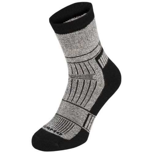 MFH Thermosocken Funktionssocken grau oder oliv Gr 39-47 Strümpfe Socken