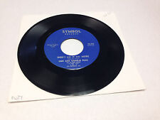 "Inez & Charlie Fox Don't Do It No More / I Fancy You 7"" 45 rpm"