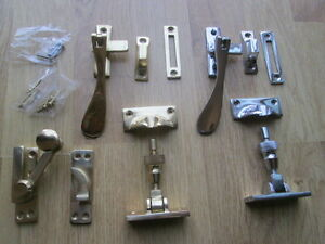 VICTORIAN-VINTAGE-OLD-STYLE-WINDOW-SASH-FITTINGS-FASTNER