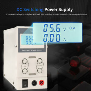 30-60V-5-10A-Digital-Switching-Precision-Variable-DC-Power-Supply-Adjustable-Lab