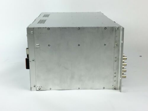 Axis Q7900 Rack With 12x AXIS 243Q 4 Channel Cards And Power Supplies