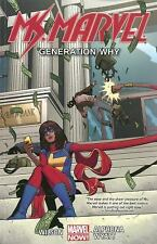Ms. Marvel Volume 2 : Generation Why (2015, Paperback)