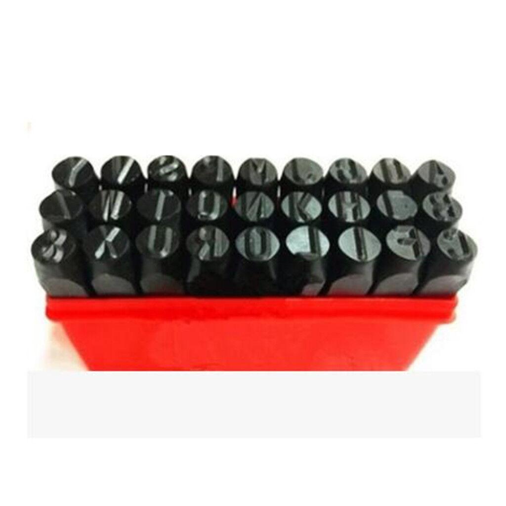 Buchstaben Punch Tool Set, Kohlenstoffstahl Pin Punch Set Metall Stempel | Moderate Kosten  | Modern Und Elegant  | Heißer Verkauf  | Großhandel