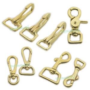 Image Is Loading Swivel Clip Snap Hook Trigger Webbing Purse Handbag