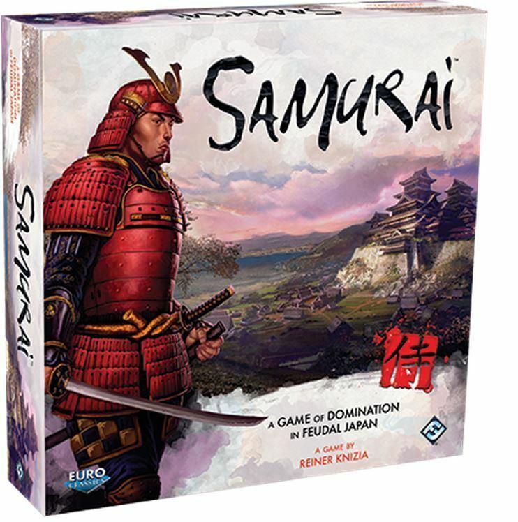 Samurai - Strategy Board Game