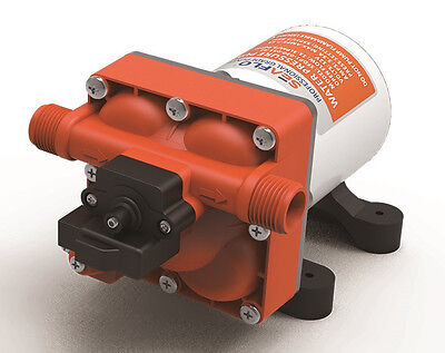 12V Seaflo 3.0 GPM Water Pump RV Boat Replaces SHURFLO Revolution Bypass Valve