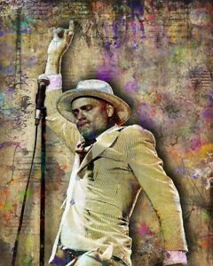 Gord-Downie-Of-Tragically-Hip-Poster-Gord-Memorial-16x20inch-Free-Shipping
