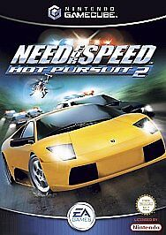 Need For Speed Hot Pursuit 2 Nintendo Gamecube 2002 For Sale