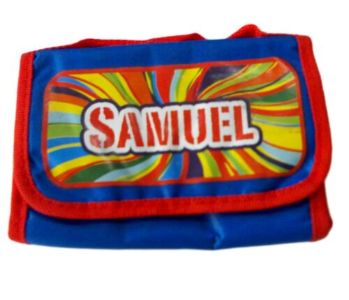 Garçons Nom Carry Sac à lunch ECO FRIENDLY isotherme pliable-Back to School-Picnic