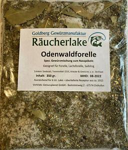 Räucherlauge Odenwaldforelle 350gr, Räucherlake Forelle, Fisch räuchern, Lachs