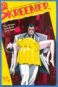 SKREEMER-4-ISSUES-Nos-1-4-MAY-AUGUST-1989-DC-COMICS