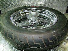 Harley Davidson Felge hinten Rim rear 3 x 16 + Dunlop Reifen Tire
