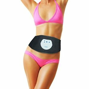Famidoc Waist Trimmer Ab Belt - FDA Cleared Ab Trainer For Weight Loss and Tone