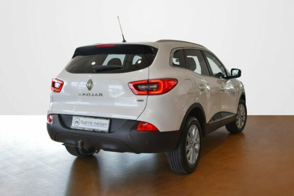 Renault Kadjar 1,6 dCi 130 Zen 4x4 - billede 2